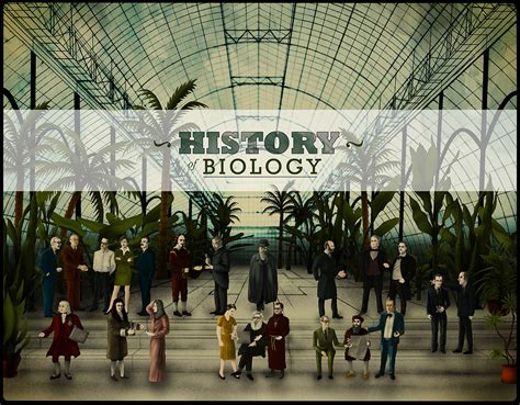 History Of by History Of Biology