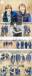 A, Family, Photo, Shoot, With, Teenagers