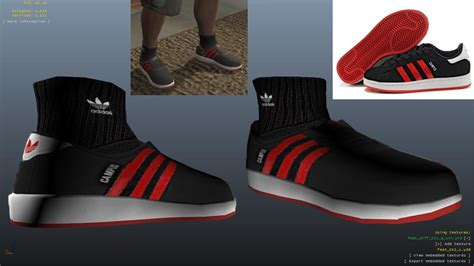 Shoes For by Shoe Pack For Franklin Gta5 Mods