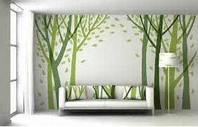 Interior Design Wall Painting Plans Wall Stickers Green Wall Decor Ideas For Living Room Modern