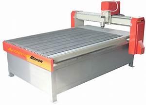 CNC Router Milling XJ1224 machine, Automation Maker, CNC