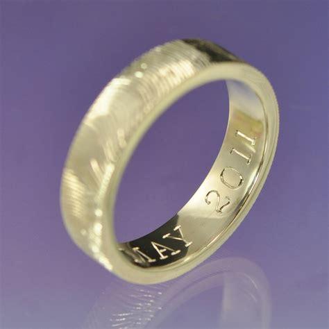 gold wedding rings unique wedding ring inscriptions
