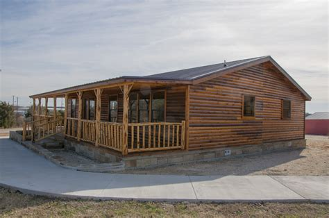 Our Double Wide Cabin In Our Cabin Park! 32x44 = 1,408 Sq
