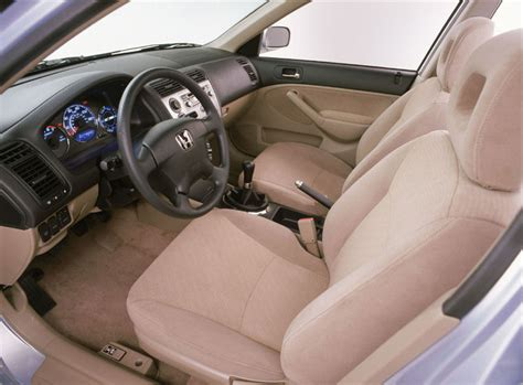 2003 honda civic interior 2003 honda civic hybrid interior picture pic image