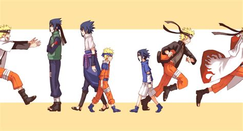 Futures Of Our Past- Sasunaru- Part 10 By Nicki7771 On