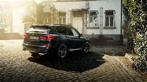 2018 AC Schnitzer ACS3 BMW X3 4K Wallpaper HD Car
