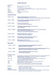 curriculum vitae template doc download cv resume resume cv deutsch