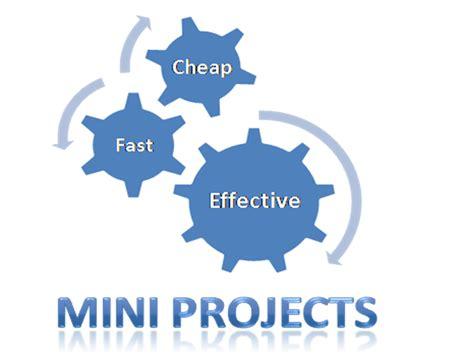 Electronics Mini Projects Engineering