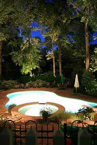 Landscape lighting bergen county nj design