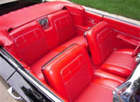 chevy impala ss hardtop convertible interior