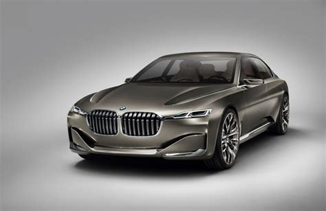 Bmw Vision Future Luxury Concept 2014 Beijing Auto Show