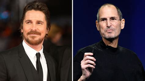 Christian Bale Exits Steve Jobs Movie Exclusive