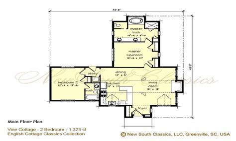 2 bedroom cottage plans 2 bedroom cottage plans 2 bedroom house simple plan 2