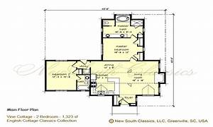 2 bedroom house plans with open floor plan 2 bedroom With plan of two bed room