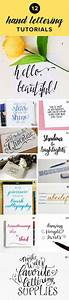 want to learn hand lettering check out these awesome 12 With learn creative lettering
