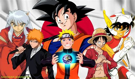 anime legend legends of anime and new legends of animes by kevinnaruto5