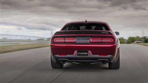 2018 Dodge Challenger Black Wallpapers (64+ Images
