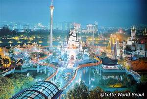 Lotte World - Seoul Attractions