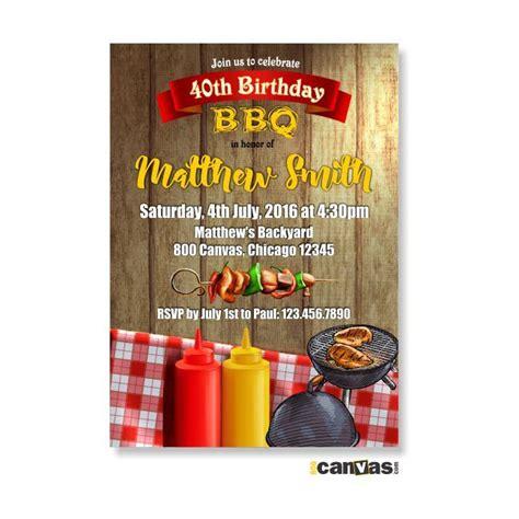 birthday bbq 1000 images about adult birthday invitations on pinterest surprise birthday invitations