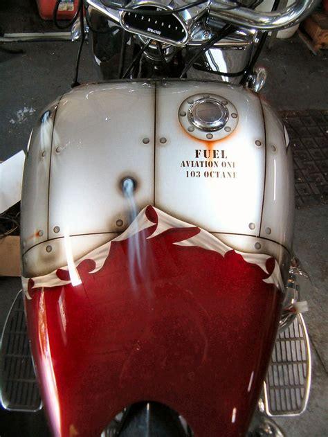 custom paint custom motorcycle paint graphics pa