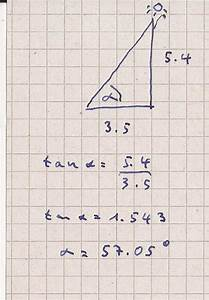 Sonnenhöhe Berechnen : trigonometrie berechnen sie die sonnenh he mathelounge ~ Themetempest.com Abrechnung