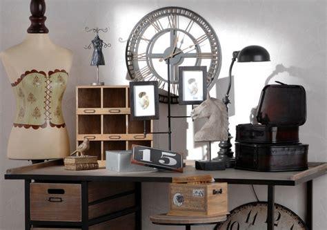 d馗oration bureau idée pour une décoration bureau style industriel