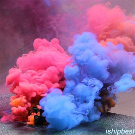 color effects for pictures 8 colors smoke cake smoke effect show bomb