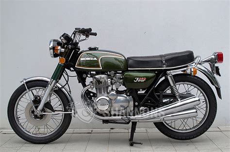 Sold: Honda Cb350/4 Motorcycle Auctions