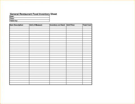 sample bar inventory spreadsheet inventory spreadsheet