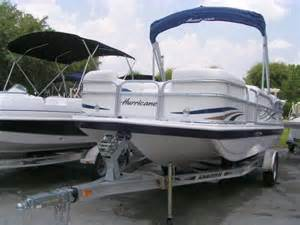 2010 18 hurricane fundeck 196 ob for sale in longwood