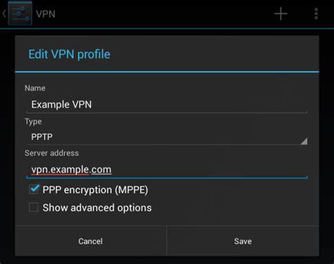 vpn free android c 243 mo configurar una vpn en android androidphoria