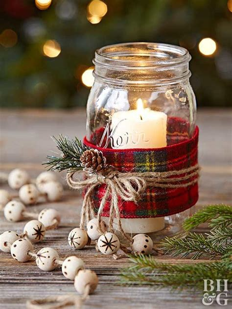 adorable mason jar christmas crafts  homes gardens