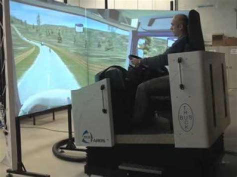 siege simulateur de conduite eca faros