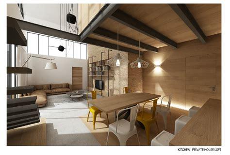 capannoni in metallo riqualificazione immobiliare ricavare due loft di design