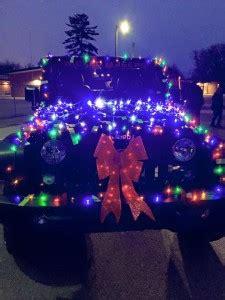 jeep christmas parade parade of jeeps field reporter jpfreek