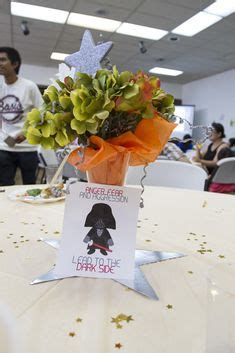 different types of showers princess leia baby shower centerpieces and cake 6705
