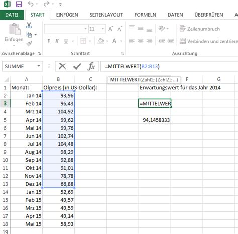 varianz standardabweichung und  statistische