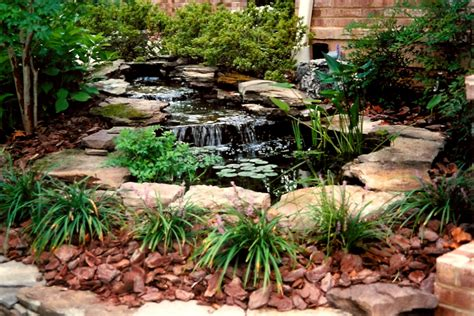 Backyard Pond Kits by Small Ponds For Backyard Pond Kits With Waterfall Small