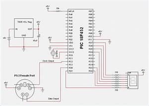 Ps2 Keyboard Wiring Diagram  U2013 Moesappaloosas Com