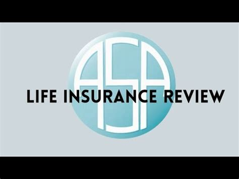 life insurance review youtube
