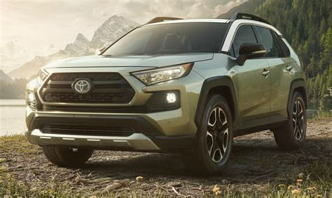 Allnew, 2019 Toyota Rav4 Gets Aggressive In Every Way