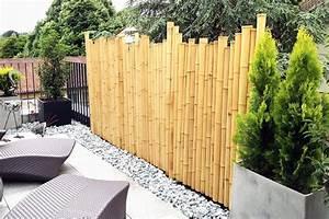 Natürlicher Sichtschutz Terrasse : sichtschutz terrasse selber bauen uv35 hitoiro ~ Sanjose-hotels-ca.com Haus und Dekorationen