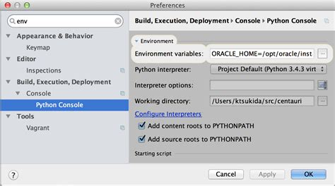 Python Module Not Working In Pycharm With Virtualenv