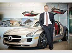 MercedesBenz USA CEO Stephen Cannon Leaving the Company