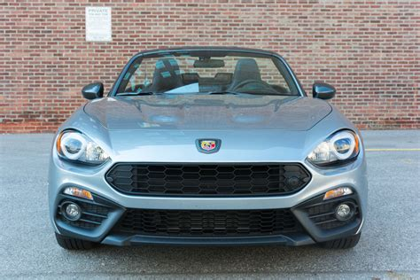 2017 Fiat 124 Spider Abarth Review