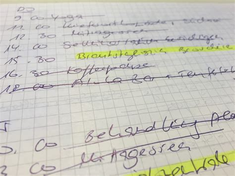 Wie Organisiere Ich Meinen Haushalt Besser by Wie Du Dich Gut Organisieren Kannst Und Einen 220 Berblick