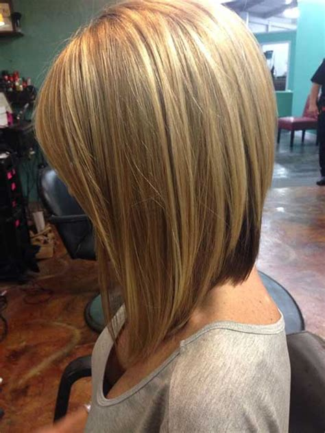 inverted long bob bob hairstyles  short hairstyles  women