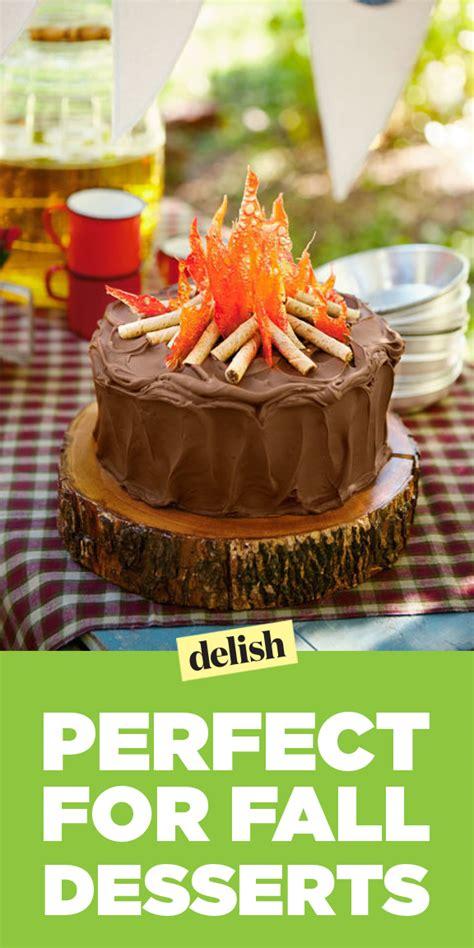 fall recipe ideas 100 easy fall desserts recipes for best autumn dessert ideas delish com