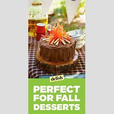 100+ Easy Fall Desserts  Recipes For Best Autumn Dessert