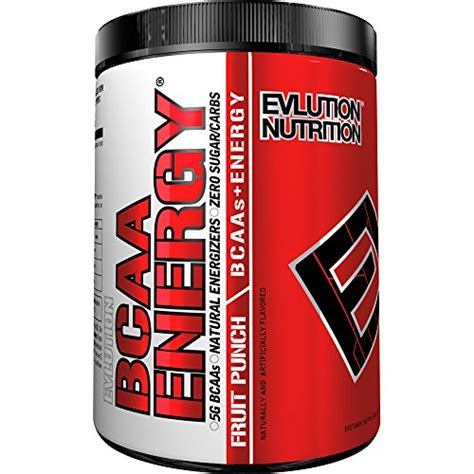 evlution nutrition bcaa energy high performance